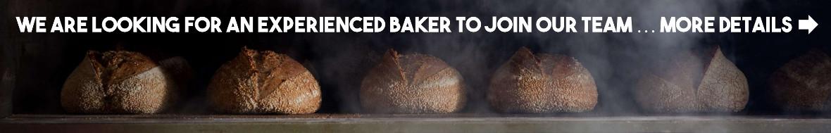 baker job ad